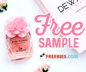 Free Perfume Sample From Dewamor Signature