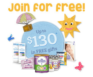 Nestle Baby Program: Join Today For $130 In Freebies
