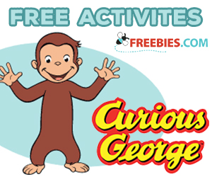 Free Curious George Activities