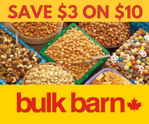 Save $3 at Bulk Barn