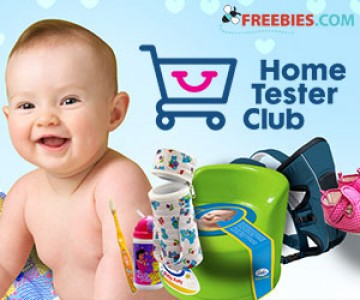 Free Baby Samples From Home Tester Club