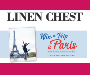 Win a Free Trip for 2 to Paris