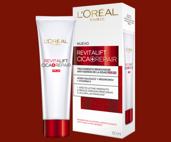Free L'Oréal Revitalift CicaCream Samples