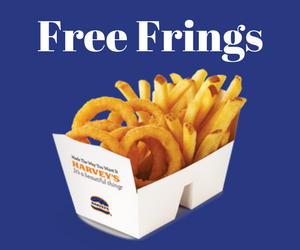 Free Harvey's Frings