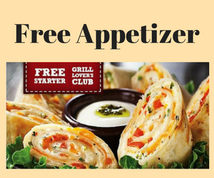 Free Montana's Appetizer