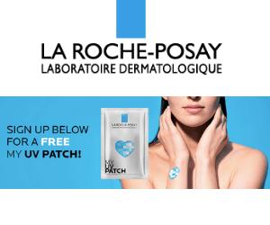 Free La Roche-Posay UV Patch