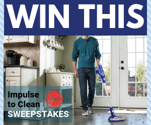Win a Free Hoover Vacuum