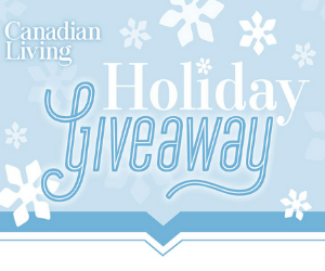 Win Prizes from Canadian Living