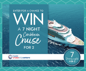 Win a Free Caribbean Cruise