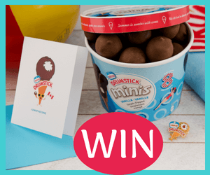 Win a Drumstick Summer Kit