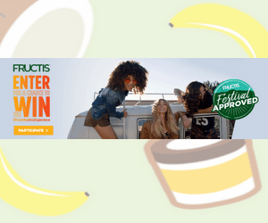 Win The Garnier Ultimate Festival Experience