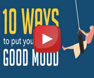 10 Ways To Put Yourself in a Good Mood