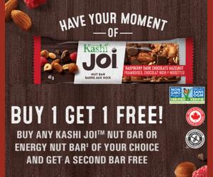 BOGO Free Kashi Bars