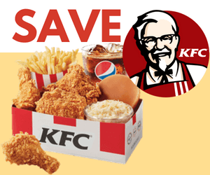 New Valuable KFC Coupons