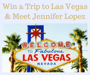 Win a Trip to Las Vegas To Meet Jennifer Lopez