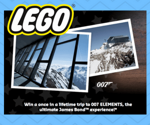 Win a Trip to Austria from LEGO