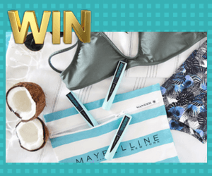 Win a $450 Maybelline Prize Pack