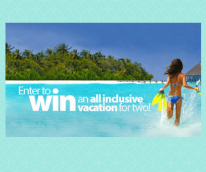 Win an All-Inclusive Trip from Sunwing