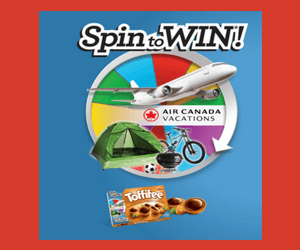 Win a $1,500 Travel Voucher and More from Toffifee