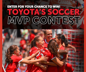 Win the Toyota Soccer MVP Contest