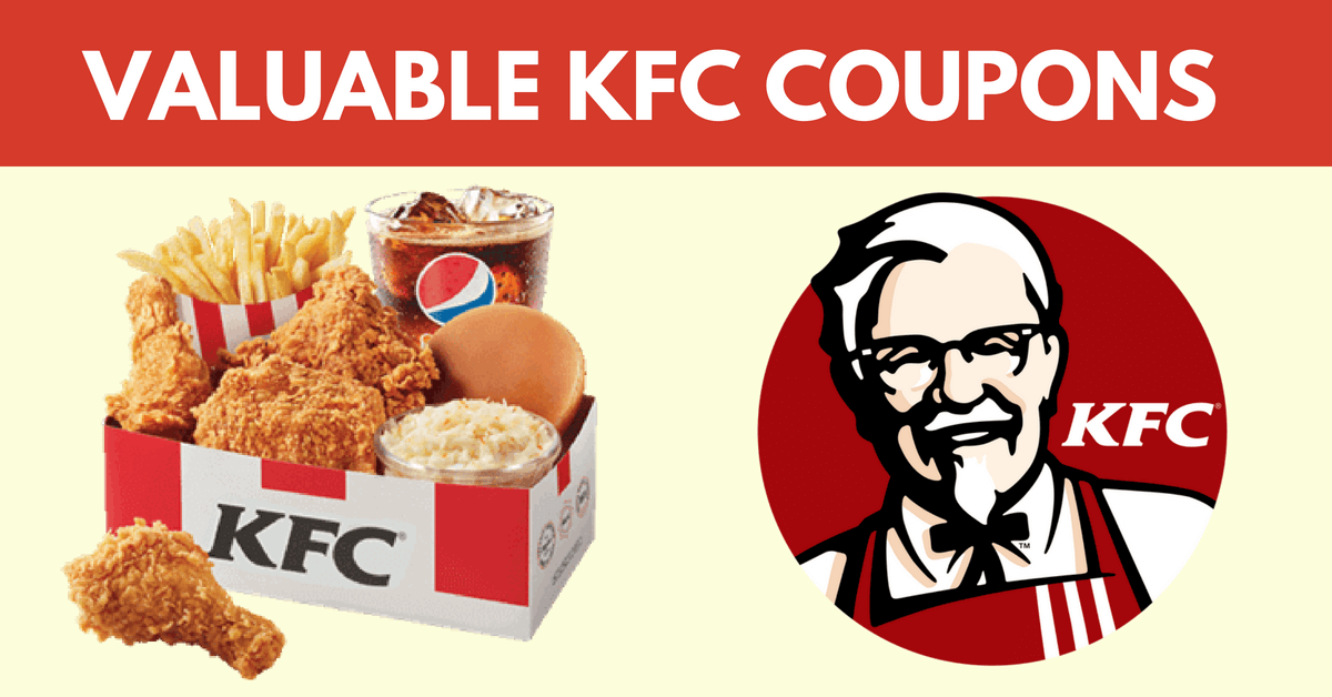 photograph relating to Kfc Coupons Printable referred to as KFC Discount codes: Purchase Yours Nowadays In the direction of Conserve Massive Upon Immediate Foods