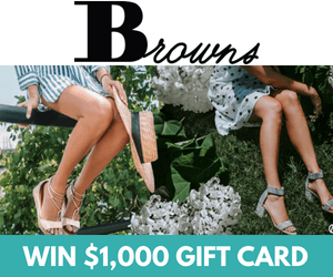 Win a $1,000 Browns Shoes Gift Card