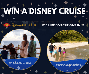 Win a Free Disney Cruise