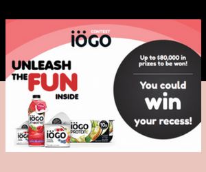Win The IOGO Unleash the Fun Contest