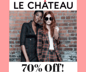 70% Off at Le Chateau