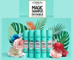 Win L'Oréal Paris Dry Shampoo