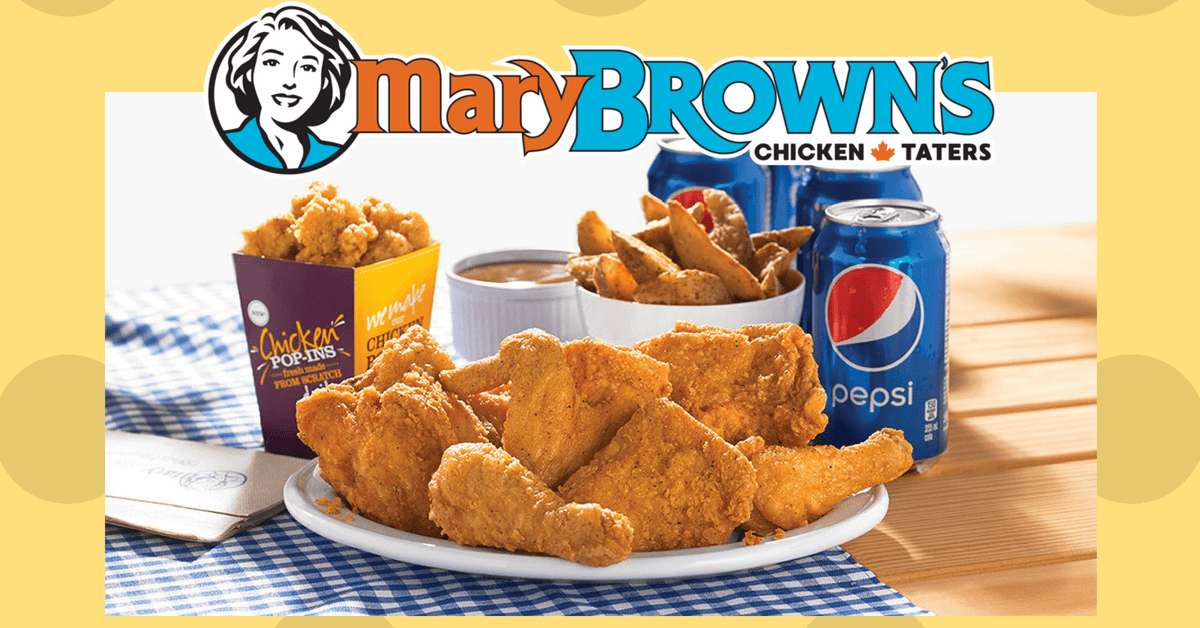 About Mary Brown's
