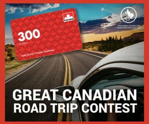 Win a $300 Petro-Canada Gift Card