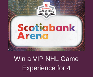 Win a VIP NHL Experience from Scotiabank