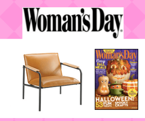 Free Woman's Day Magazine + Win a Chair!