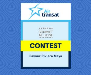 Win a Free Trip to Riviera Maya from Air Transat