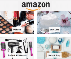 Exclusive Beauty Coupons at Amazon