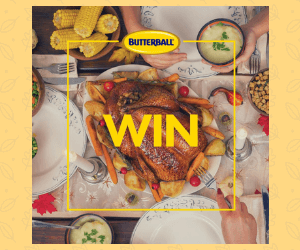 Win a Free Butterball Turkey Kit