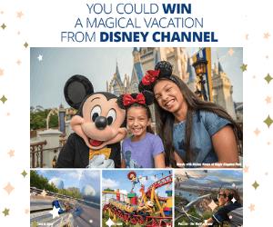 Win a Free Walt Disney World Vacation