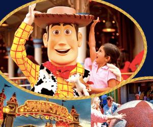 Win a Free Trip to Disneyland
