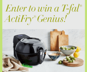 Win a T-Fal Actifry Genius from House & Home