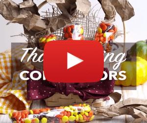 Thanksgiving Corn Favours