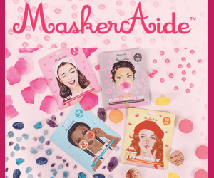 Win A Free MaskerAide Prize Pack from Topbox