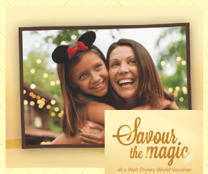 Win a Free Walt Disney World Vacation