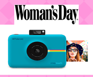 Free Woman's Day Magazine & Win a Polaroid!