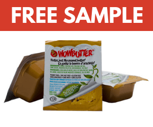 Free WOWButter Sample!