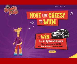 Black Diamond Cheese: Win a Car & More