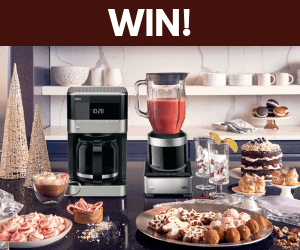 Win Free Braun Kitchen Appliances