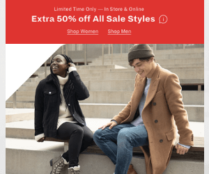 50% Off at Call It Spring