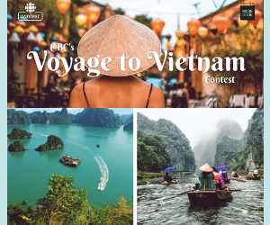 Win a Free Trip to Vietnam from CBC