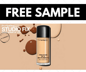 Free MAC Samples: Free Foundation